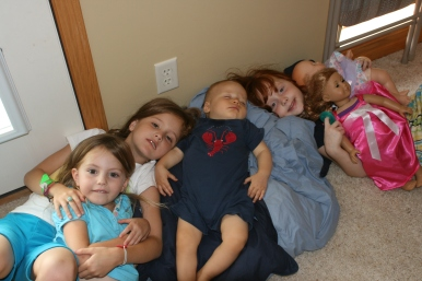 More Cousin Time