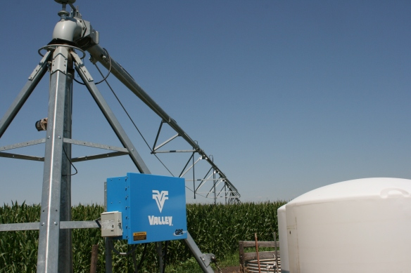 Irrigation Pivot Point