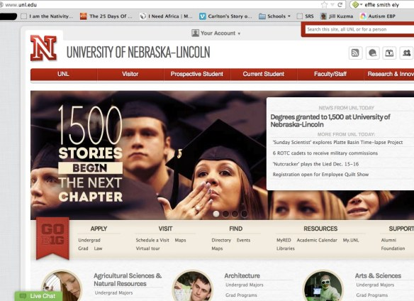 The University of Nebraska–Lincoln | Go Big | Undergraduate, Graduate and Law Degrees from a Research 1, Big Ten University
