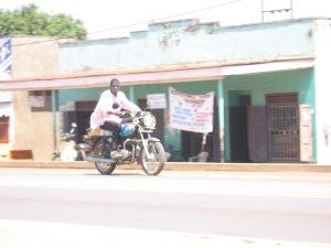 Uganda Boda Boda