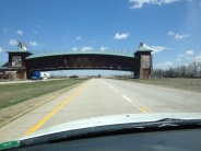 "Just when you think you've seen it all, you see ""The Kearney Arch"" or technically titled the ""Great Platte River Road Archway"""