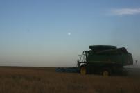 moon & combine