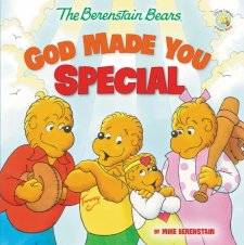 Bearenstain Bears God Made You Special