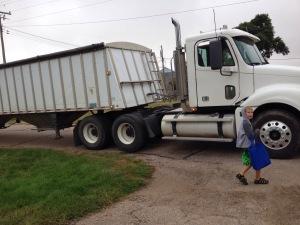 grain trailer