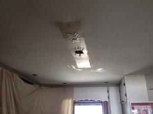 removed center kitchen light
