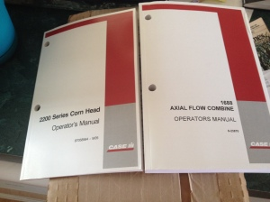 combine manuals